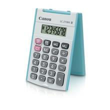 CANON 8 DIGITS CALCULATOR (LC-210HI III) BLUE/ORG/PURPLE