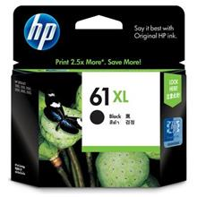 GENUINE HP 61XL BLACK INK CARTRIDGE (CH563WA) **NEW**SEALED BOX