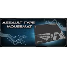 ARMAGGEDDON ASSAULT BIZON MOUSE PAD (ASSAULT AS-17L) 355 x 255 x 2mm