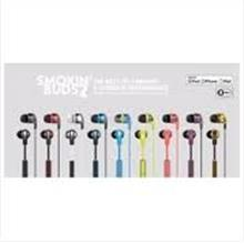 SKULLCANDY EARSET WIRED SMOKIN' BUDS 2 MANY COLOR