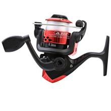 FISHING REEL WITH WIRE (RED)
