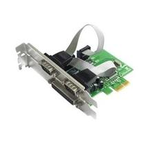PCIe Serial + Parallel 2S1P Card
