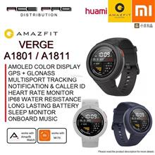 XIAOMI Amazfit VERGE A1801 / A1811 ( English , Malaysia ) Sport Watch