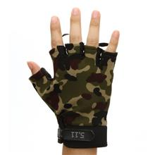 Outdoor Sports 5 11 Half Finger Gloves Army Style Gym Workout