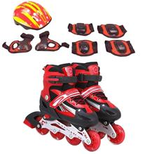 SOKANO Inline Skated Roller Shoes Adjust Length Protective Equipment 75ce024d6a