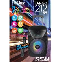 VINNFIER TANGO 212WM PORTABLE TROLLEY SPEAKER