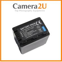 GradeA VW-VBT380 Battery for Panasonic VXF999 VXF990 VX870 VX989 VX870