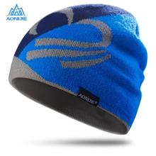 AONIJIE OUTDOOR SPORT UNISEX WINTER WARM KNITTING HAT CAP (ROYAL)