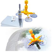 WINDSHIELD REPAIR KIT AUTO GLASS REPAIR TOOL