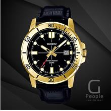 CASIO MTP-VD01GL-1E ANALOG WATCH ☑ORIGINAL☑