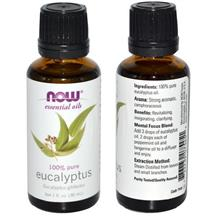 100% Pure Eucalyptus Essential Oil, Made in USA