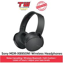 Sony MDR-XB950N1 Extra Bass\u2122 Wireless Noise Cancelling Headphones (BRAND