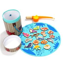 TOPBRIGHT MAGNETIC FISHING BABY TOY FOR INTELLIGENCE DEVELOPMENT (MULTI)