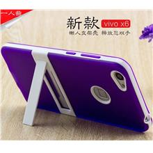brand new a9d44 b0402 ViVO X5 / Max / Pro X6 / Plus Stand Silicone Back Case Cover Casing