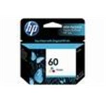 HP 60 Colour Ink Cartridge (CC643WA)