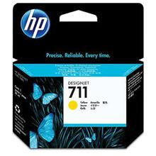 HP 711 29ml Yellow Ink T120 T520 (CZ132A)