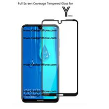 "Huawei Y MAX 7.12"" Full Screen Coverage 9H 5D Tempered Glass Protector"