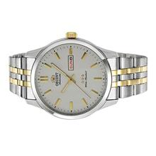 ORIENT Men Automatic Classic Stainless Steel Watch SAB0B008W