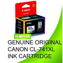 Canon Original CL-741 CL-741XL Color Fine Ink Cartridge