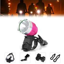 DARK KNIGHT K1A CREE XML-U2 LED HEADLIGHT 6 MODES HEADLAMP BICYCLE LIGHT - EU