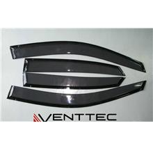HIGH QUALITY SUBARU FORESTER SJ DOOR/WINDOW VISOR FOR YEAR 13' & ABOVE