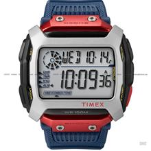 TIMEX TW5M20800 (M) Command X Red Bull Cliff Diving resin blue LE