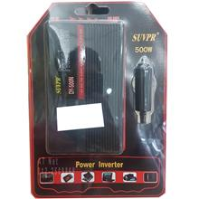 SUVPR POWER INVERTER 12V DC TO AC220 + USB 5V (DY-500N)