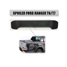 Ford Ranger T6 / T7 Rear Spoiler Black