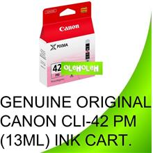 Canon Original CLI-42 CLI-42PM Photo Magenta CLI-42PC Photo Cyan Ink