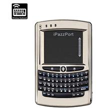 iPazzPort Mini Keyboard - Voice Call, Chat, Touchpad (WP-WLK02).