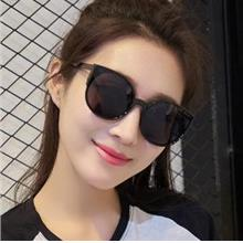 [EH1834-18449] Retro Cat Eye Design Unisex Sunglasses
