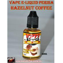 VAPE E-LIQUID PERISA HAZELNUT COFFEE
