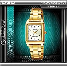 CASIO LTP-V007G-9E ANALOG LADIES WATCH ☑ORIGINAL☑