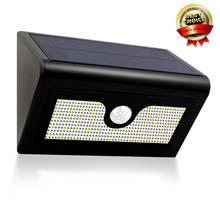 Solar Power Motion Sensor 50 LED Extra High Brightness Security Light