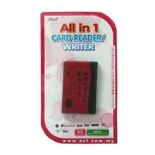 AVF All in One Card Reader USB 2.0 ACR703