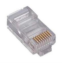 AMP LAN RJ45 CAT5E CONNECTOR (50PCS) 5-554720-3? (SILICON)