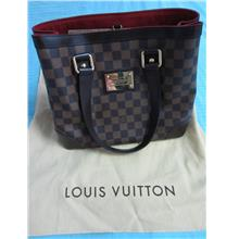 Authentic Louis Vuitton N51205 Hampstead PM Damier NEGO