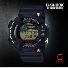 CASIO G-SHOCK GF-8235D-1B FROGMAN 35TH WATCH ☑ORIGINAL☑