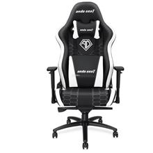 ANDA SEAT SPIRIT KING SERIES GAMING CHAIR - BLACK/WHITE