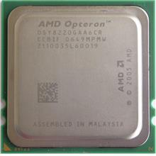 AMD Opteron Dual-core 8220 SE 2.8GHz