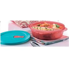 Tupperware Roza Crystalwave Divided Dish (1) 900ml