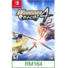 Nintendo Switch Warriors Orochi 4 ★Brand New & Sealed★