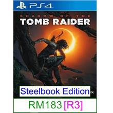 PS4 Shadow of the Tomb Raider (SB) [R3] ★Brand New & Sealedύ..