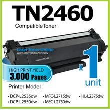 TN2460 Compatible Brother DCPL2535dw DCPL2550dw MFCL2715dw MFCL2750dw