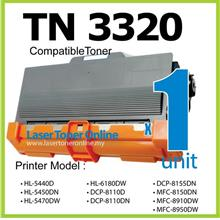 TN3320/TN 3320 Compatible Brother HL5440D HL5450DN MFC8510DN MFC8910dw