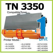 TN3350 TN 3350 Compatible Brother HL5440D HL5450DN MFC8510DN MFC8910dw