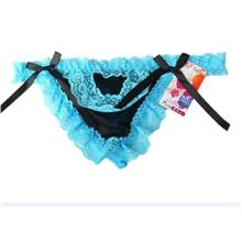 03843 Sexy G-string Panty Lace T trousers Underwear T-string