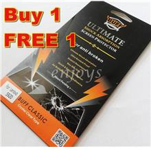 2x BUFF Shock Absorption THICK LCD Screen Protector Lenovo S920