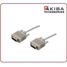 15pin 2x Row DB15 Male to Male 15p D-Sub Cable