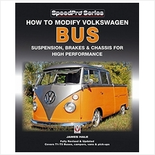 How to Modify Volkswagen Bus Suspension, Brakes & Chassis for High Performanc